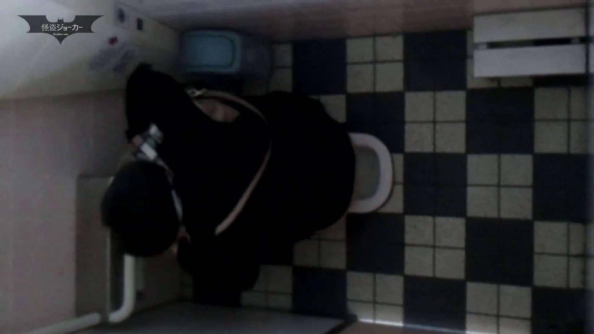 エッチ 熟女 化粧室絵巻 駅舎編 VOL.13 銀河さんおススメです。 怪盗ジョーカー