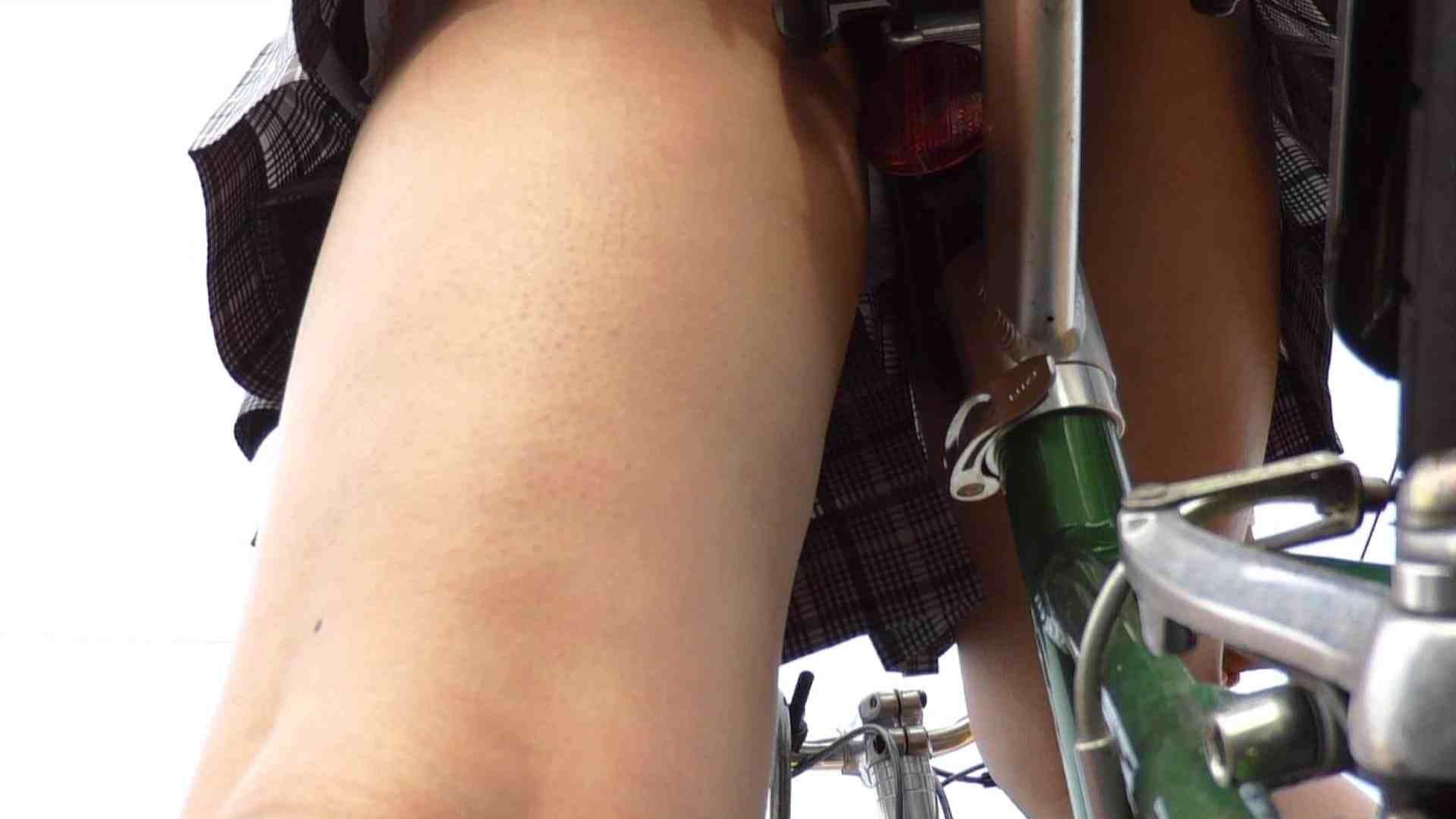 エッチ 熟女|自転車パンチラ Vol.01|怪盗ジョーカー