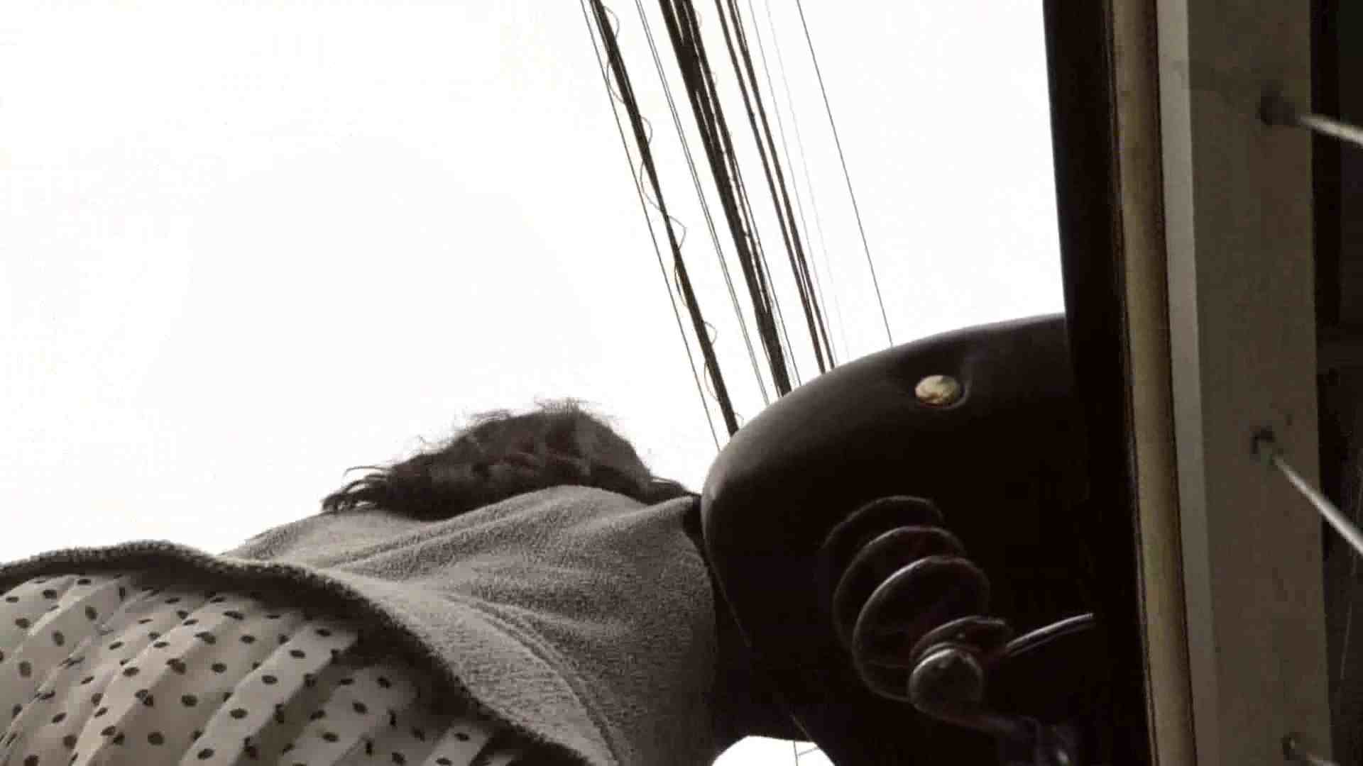 エッチ 熟女 自転車パンチラ Vol.06 怪盗ジョーカー