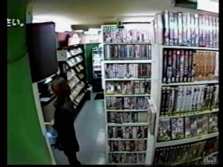 個室ビデオBOX 自慰行為盗撮2 人妻丸裸 | オナニー  107pic 1