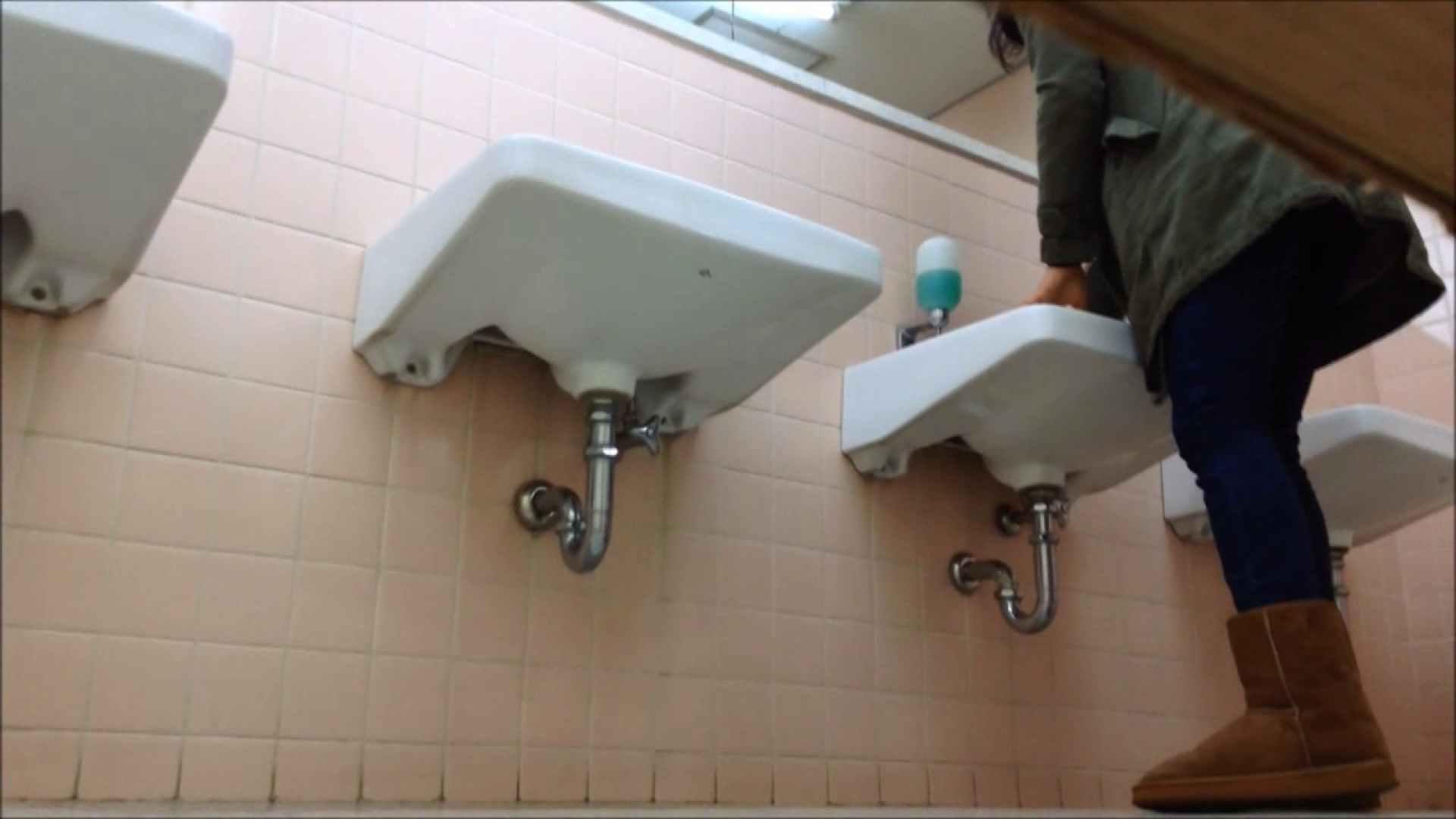 某有名大学女性洗面所 vol.10 和式トイレ オメコ無修正動画無料 90pic 7