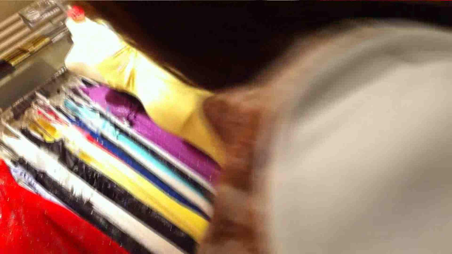 可愛いカリスマ店員限定‼胸チラ&パンチラ vol.19 チラ歓迎 のぞき動画画像 89pic 38