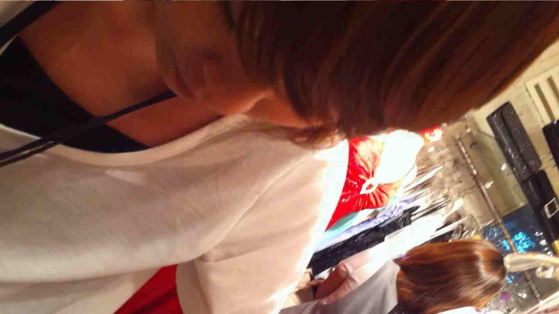 可愛いカリスマ店員限定‼胸チラ&パンチラ vol.19 接写 ワレメ動画紹介 89pic 39