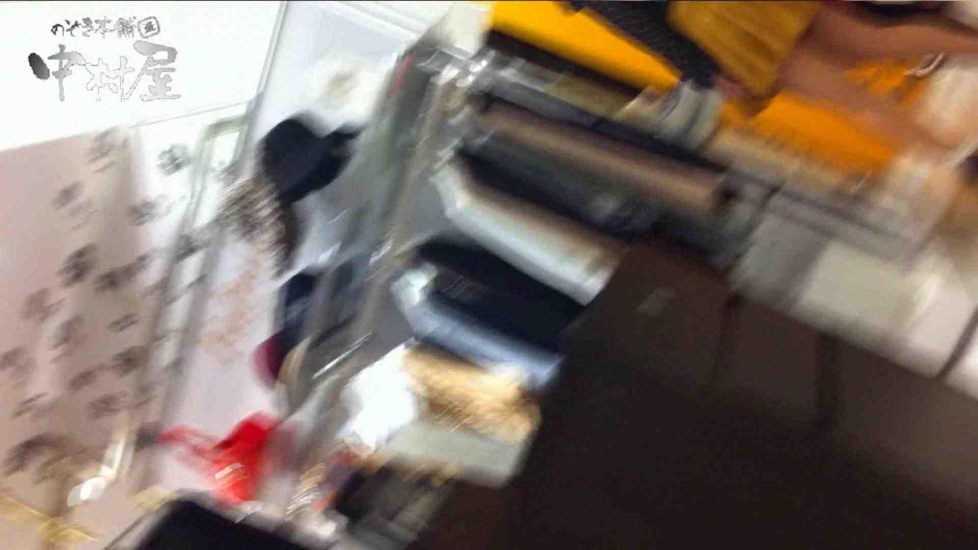vol.66 美人アパレル胸チラ&パンチラ 店員さんのパンツはストライプ 胸チラ オマンコ無修正動画無料 100pic 9