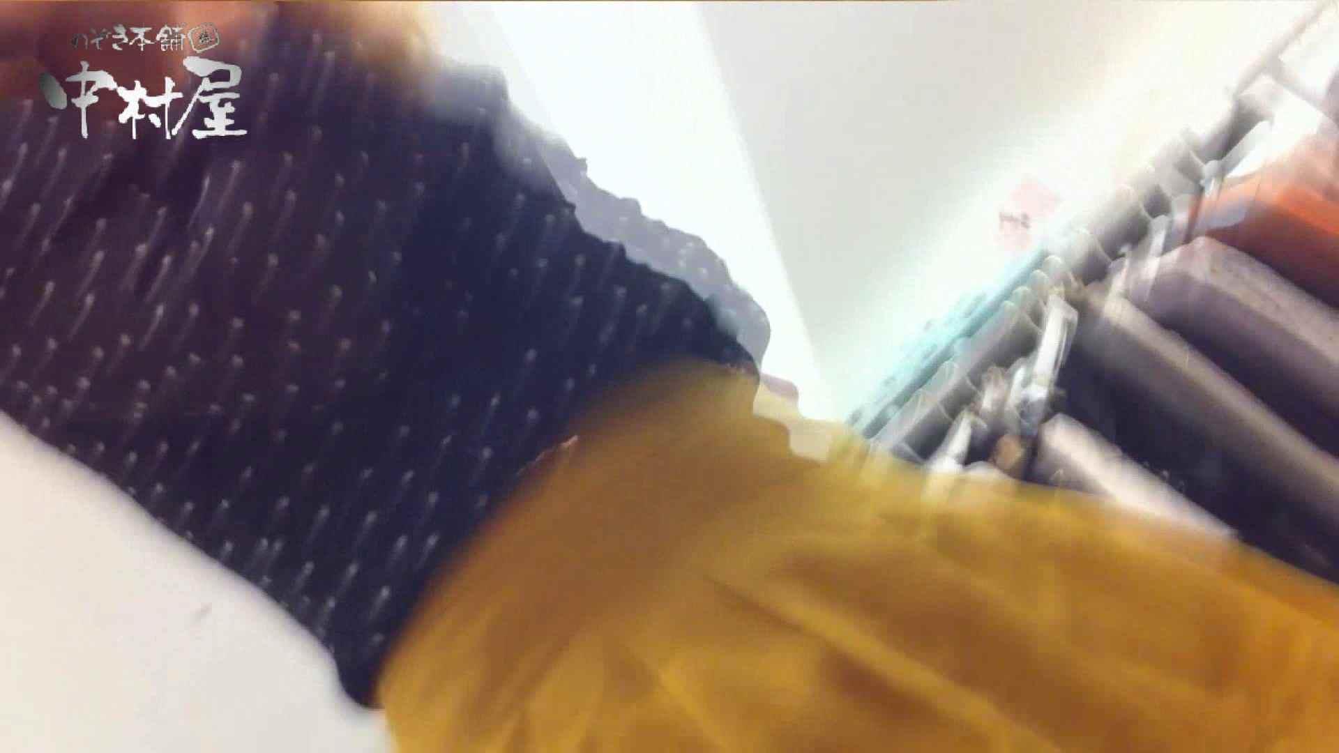 vol.66 美人アパレル胸チラ&パンチラ 店員さんのパンツはストライプ チラ歓迎 のぞき動画画像 100pic 22