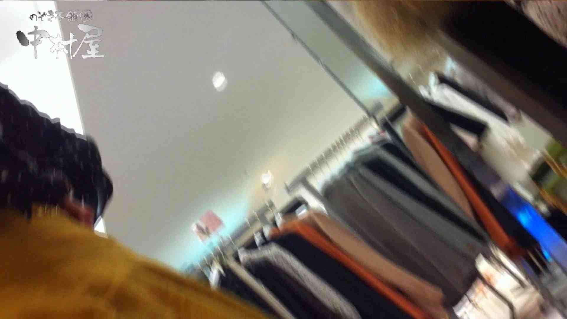 vol.66 美人アパレル胸チラ&パンチラ 店員さんのパンツはストライプ 新入生パンチラ われめAV動画紹介 100pic 23