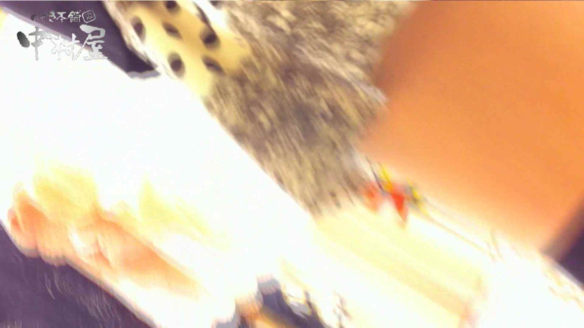 vol.66 美人アパレル胸チラ&パンチラ 店員さんのパンツはストライプ チラ歓迎 のぞき動画画像 100pic 37