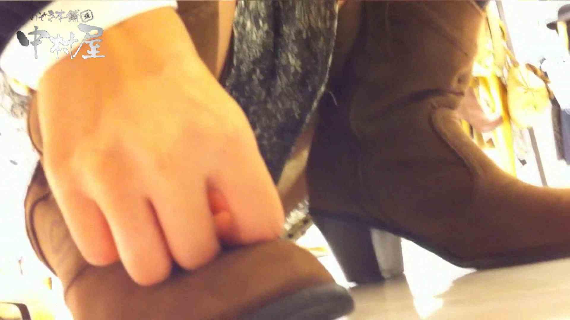 vol.66 美人アパレル胸チラ&パンチラ 店員さんのパンツはストライプ チラ歓迎 のぞき動画画像 100pic 47