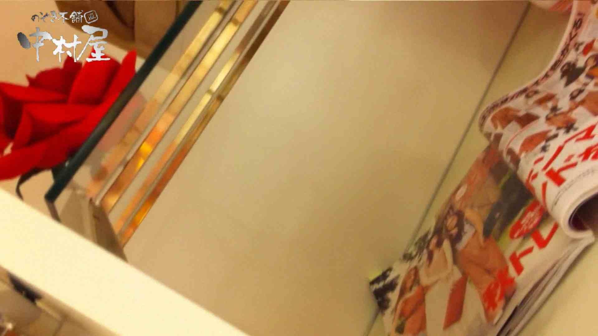 vol.66 美人アパレル胸チラ&パンチラ 店員さんのパンツはストライプ 接写  100pic 75