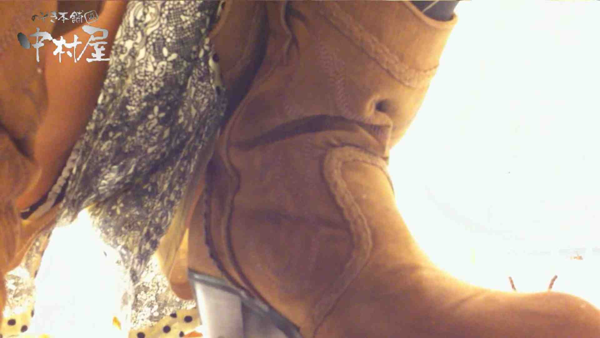 vol.66 美人アパレル胸チラ&パンチラ 店員さんのパンツはストライプ チラ歓迎 のぞき動画画像 100pic 97
