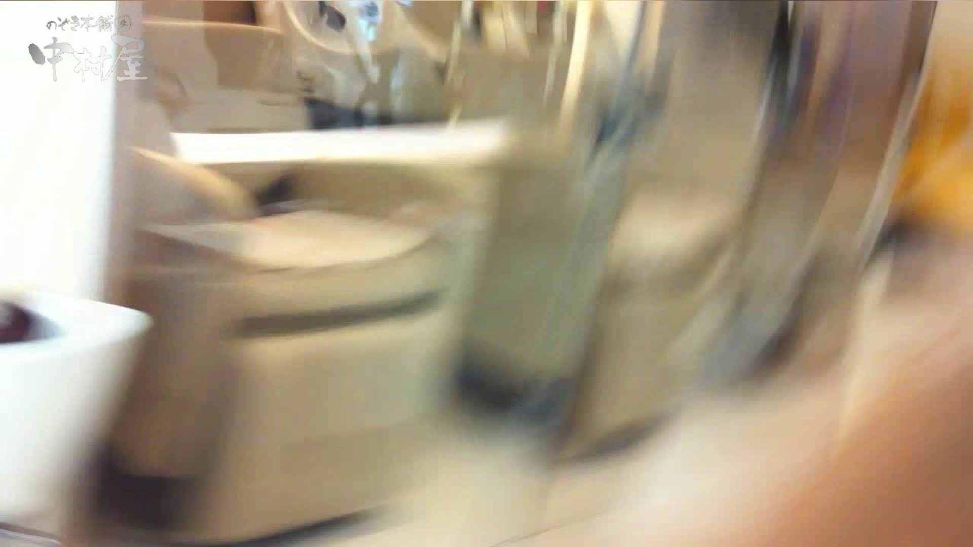 vol.75 美人アパレル胸チラ&パンチラ きれいな髪のおねーさんはド派手パンツ 美しいOLの裸体 エロ無料画像 101pic 82