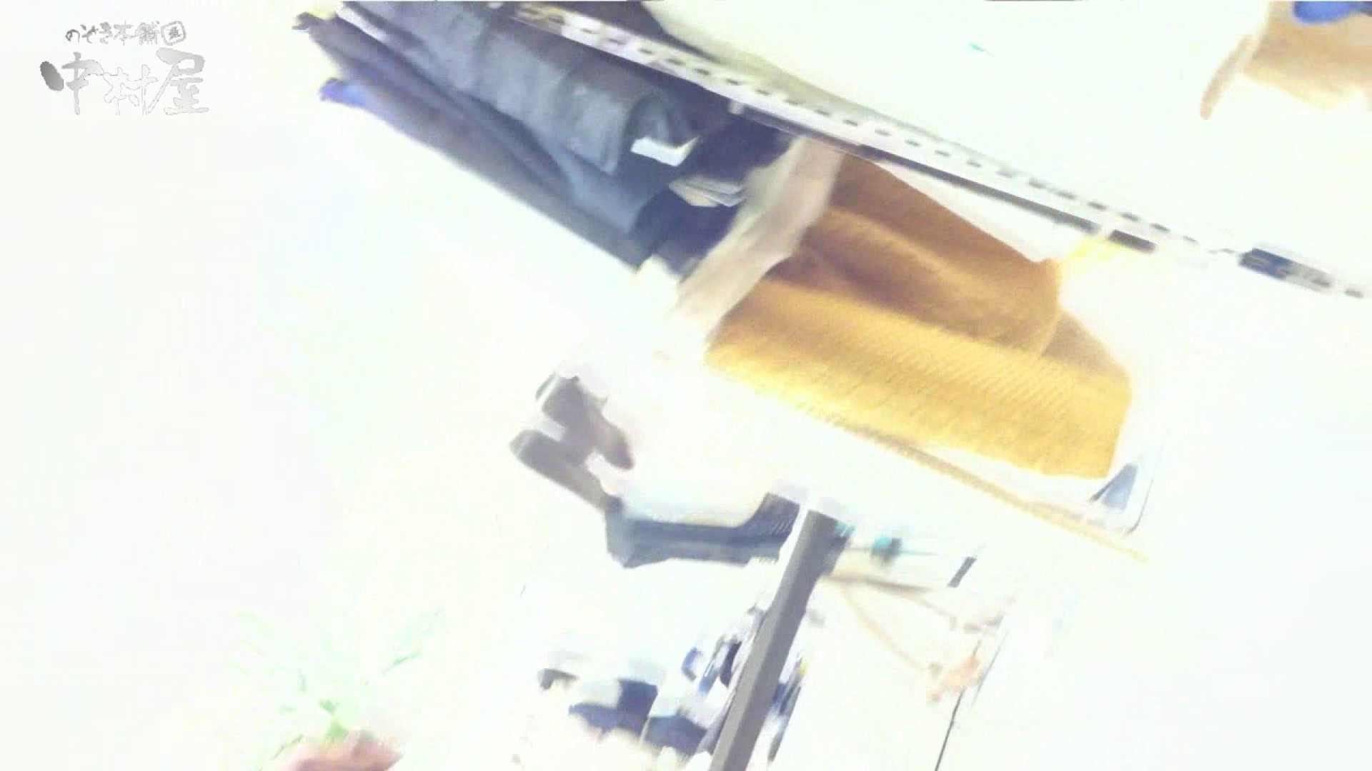 vol.75 美人アパレル胸チラ&パンチラ きれいな髪のおねーさんはド派手パンツ 新入生パンチラ   接写  101pic 91