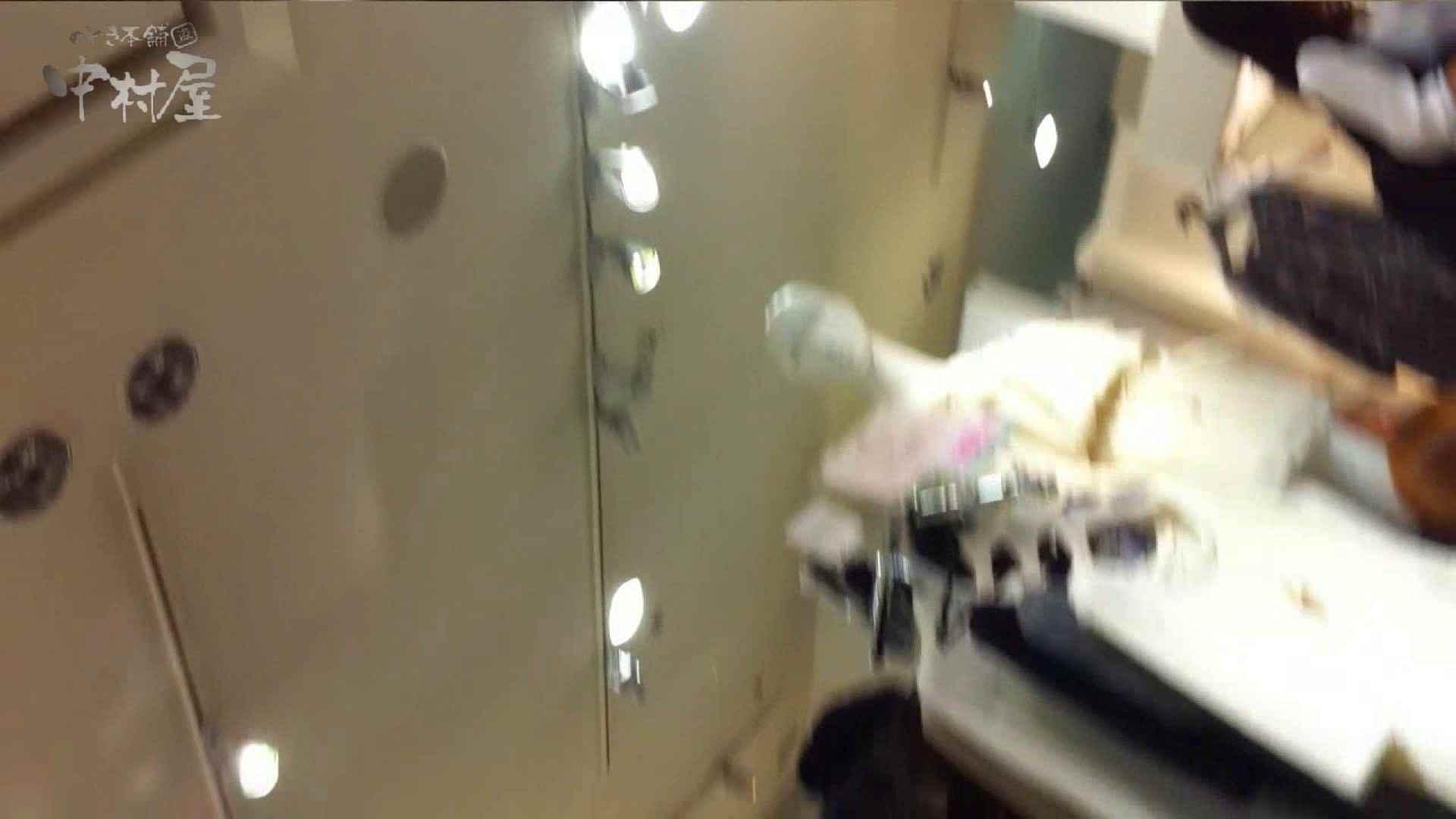 vol.75 美人アパレル胸チラ&パンチラ きれいな髪のおねーさんはド派手パンツ 新入生パンチラ  101pic 95