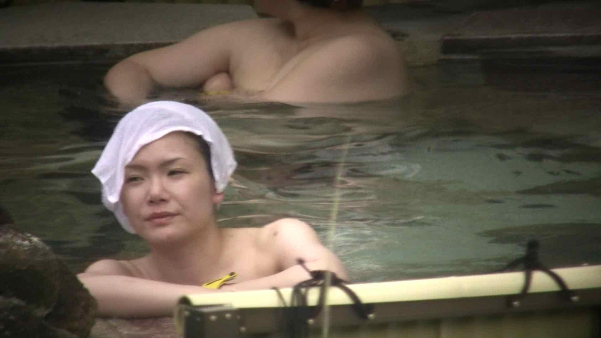 Aquaな露天風呂Vol.12【VIP】 盗撮師作品 セックス画像 78pic 5