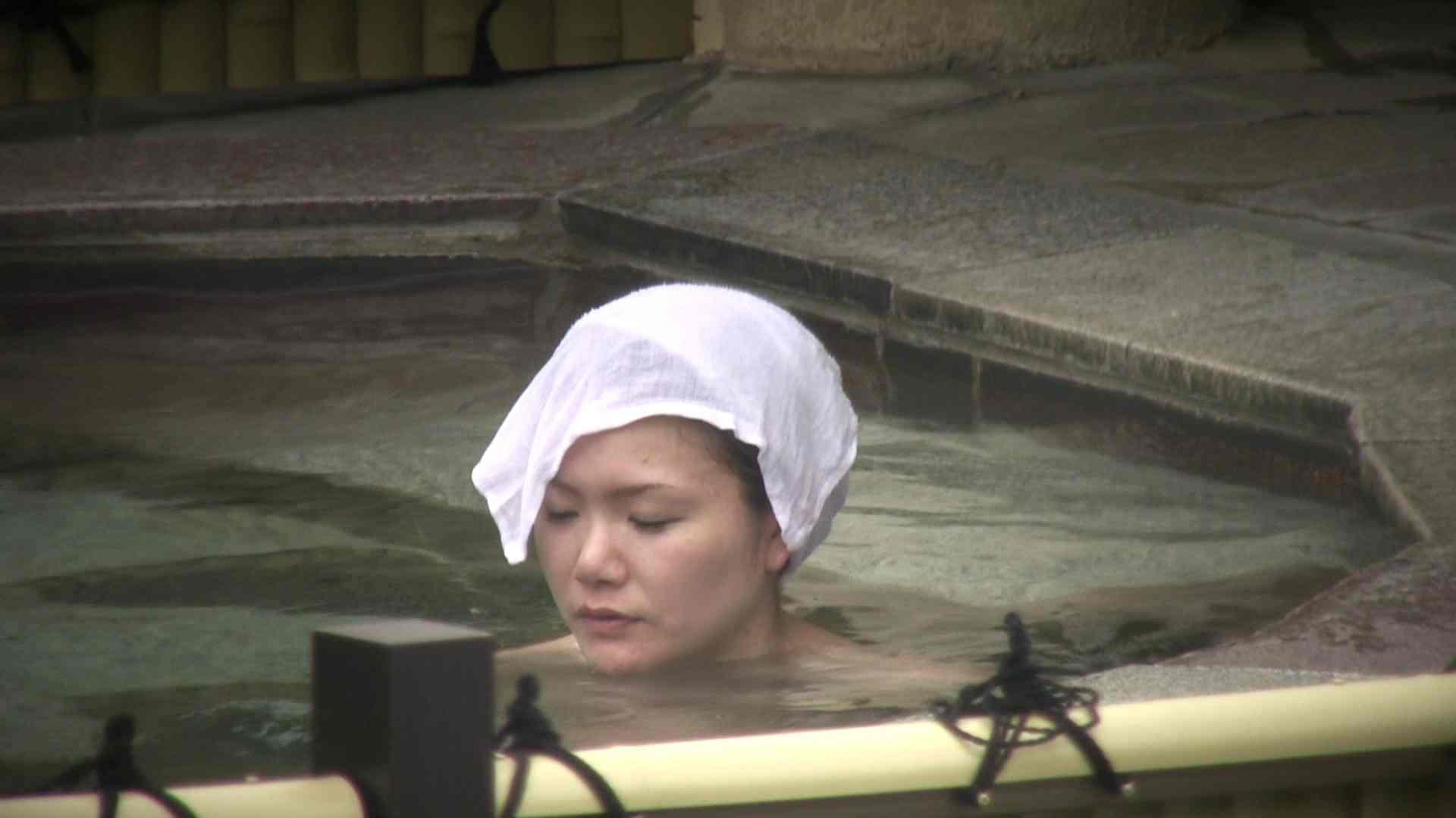 Aquaな露天風呂Vol.12【VIP】 露天風呂突入 | 美しいOLの裸体  78pic 7