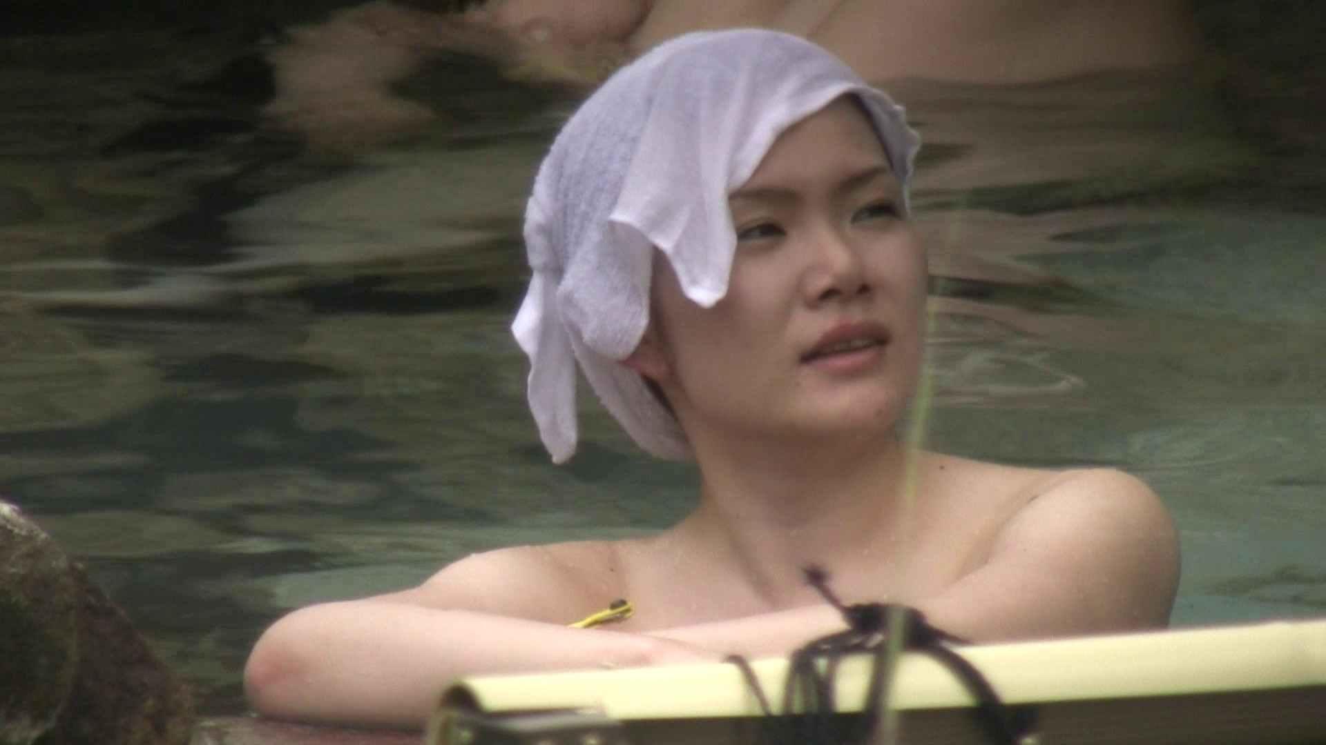 Aquaな露天風呂Vol.12【VIP】 露天風呂突入 | 美しいOLの裸体  78pic 25