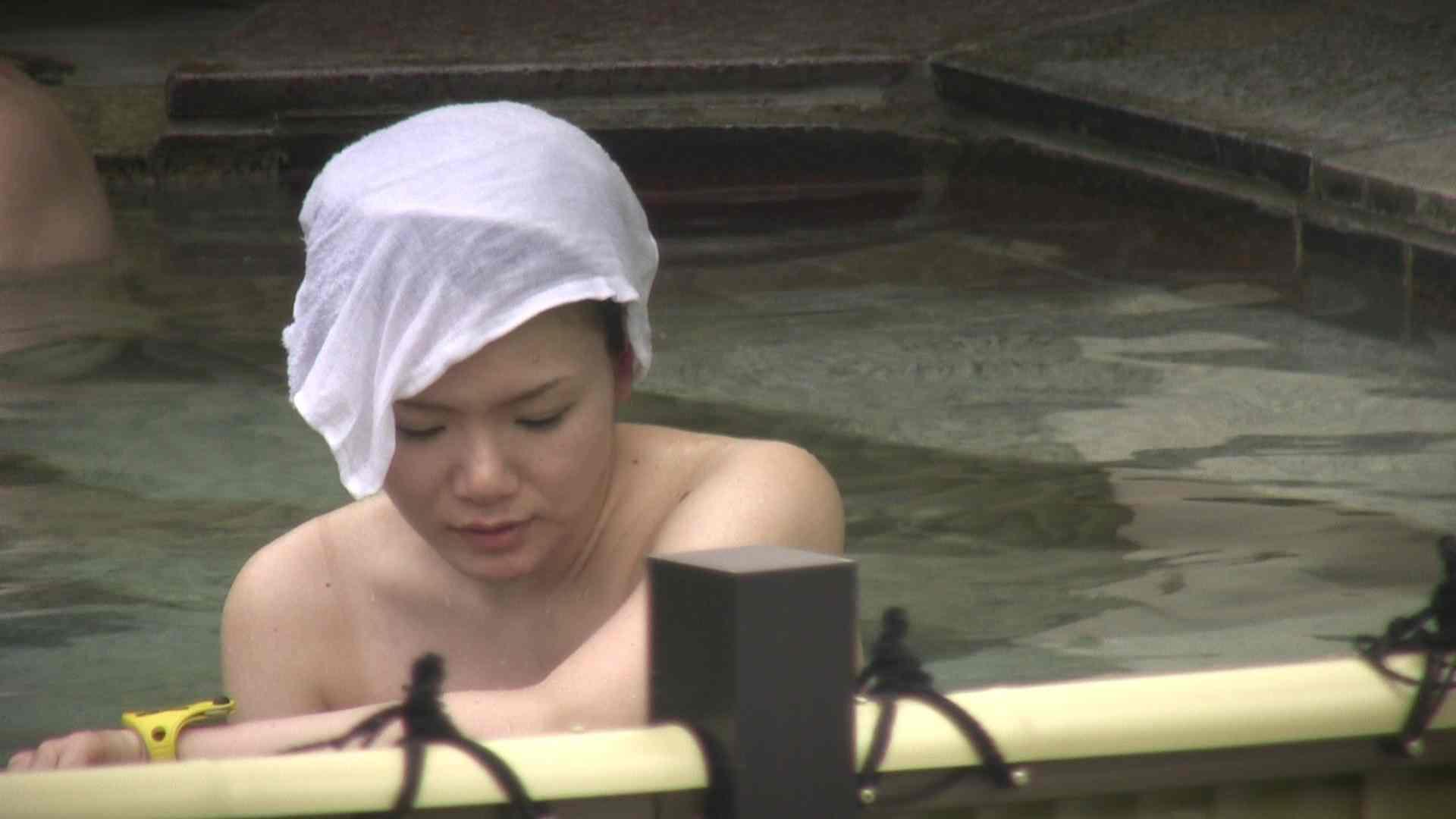 Aquaな露天風呂Vol.12【VIP】 露天風呂突入 | 美しいOLの裸体  78pic 43