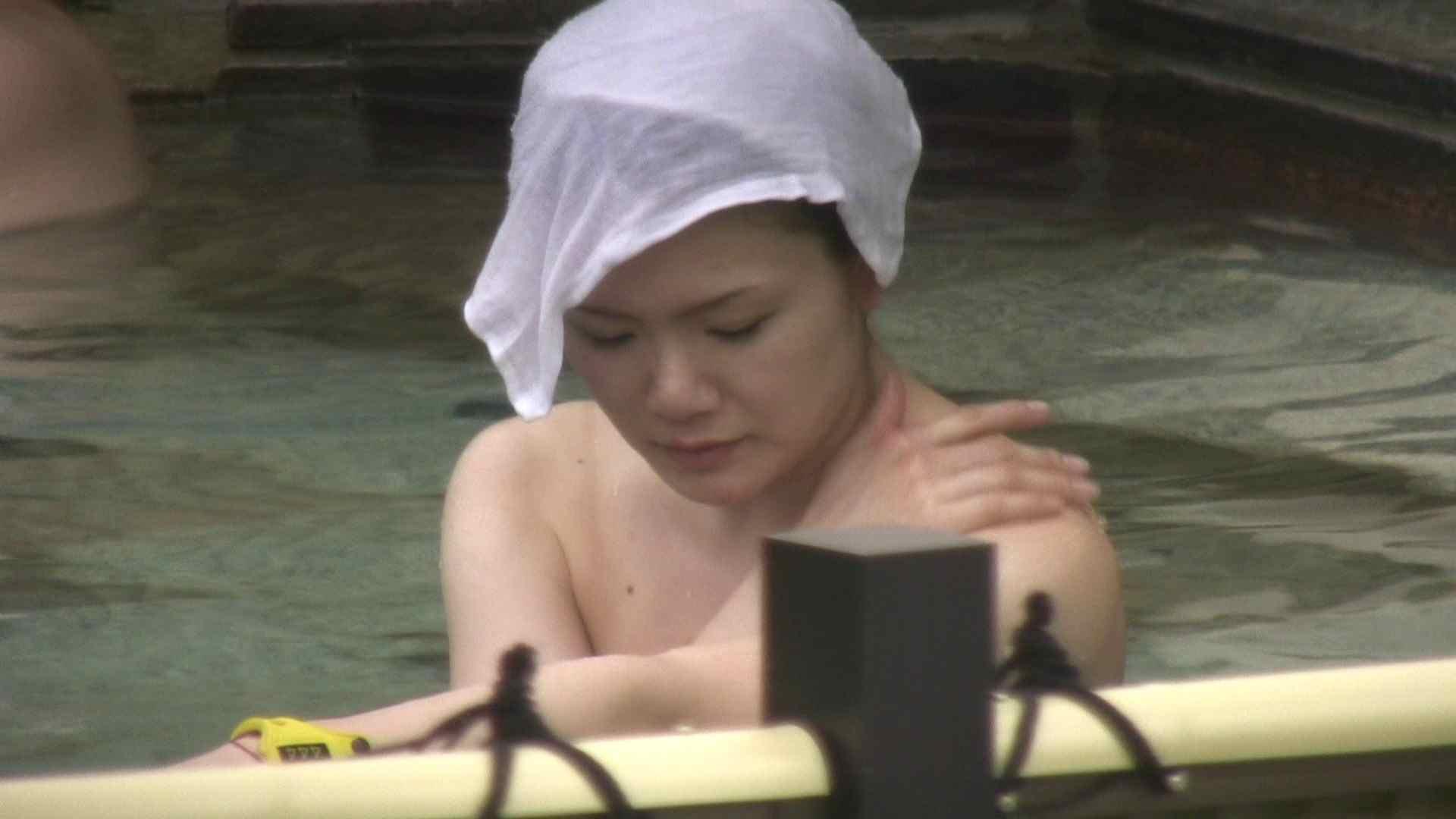 Aquaな露天風呂Vol.12【VIP】 露天風呂突入 | 美しいOLの裸体  78pic 49
