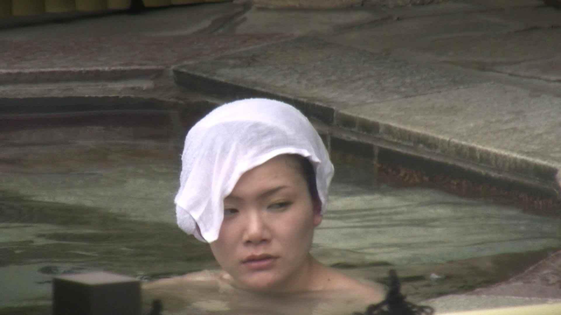 Aquaな露天風呂Vol.12【VIP】 露天風呂突入 | 美しいOLの裸体  78pic 76