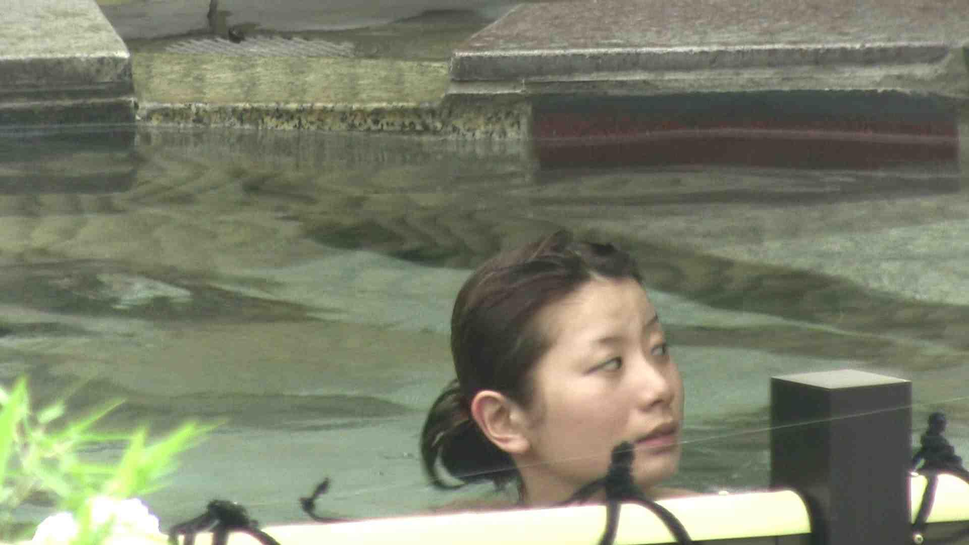 Aquaな露天風呂Vol.19【VIP】 美しいOLの裸体   盗撮師作品  106pic 1