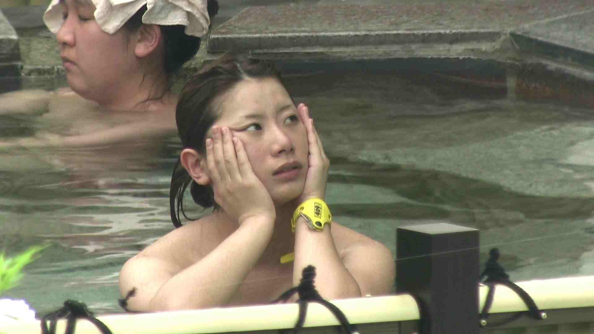 Aquaな露天風呂Vol.19【VIP】 美しいOLの裸体   盗撮師作品  106pic 7
