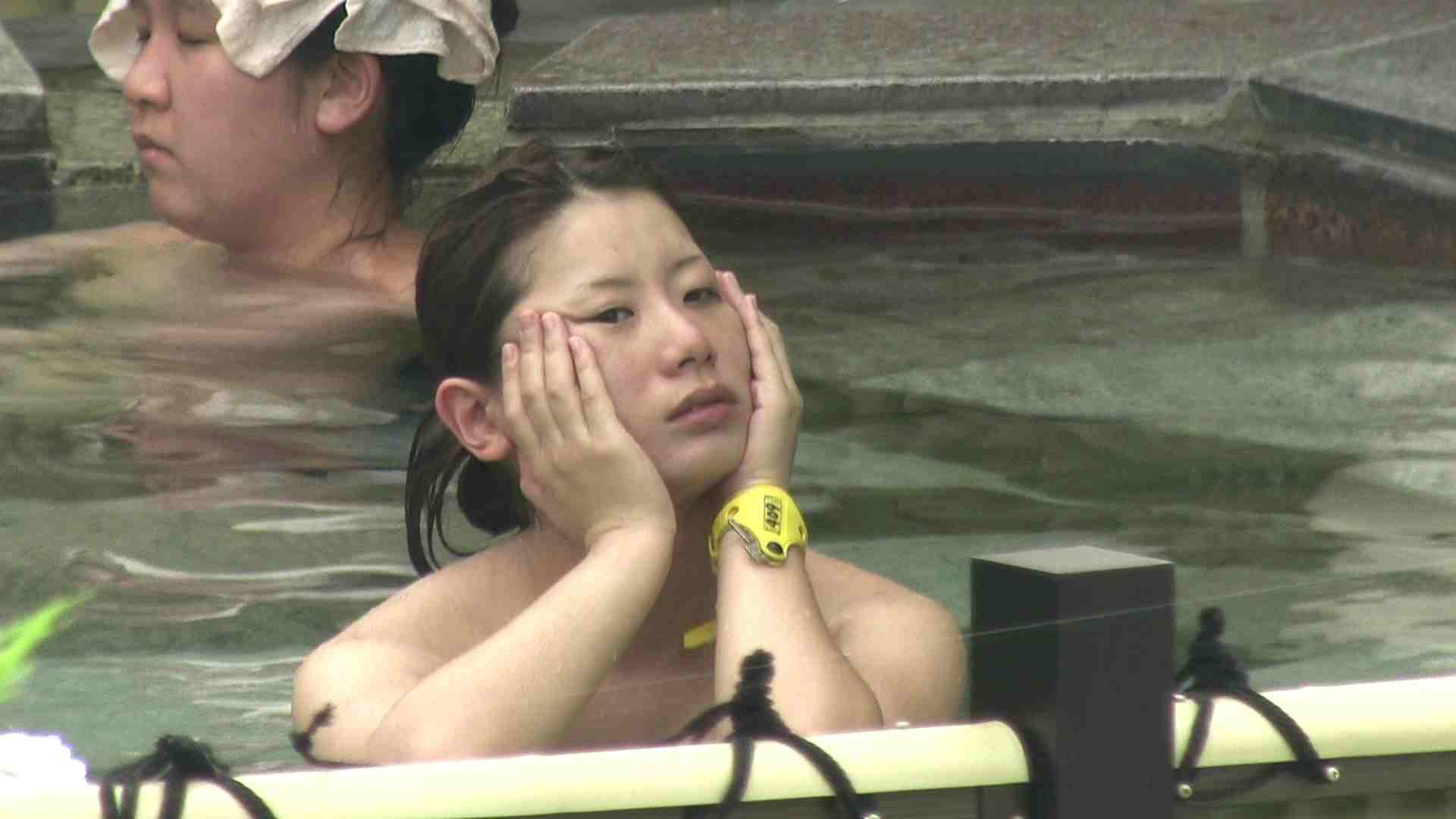 Aquaな露天風呂Vol.19【VIP】 美しいOLの裸体  106pic 9