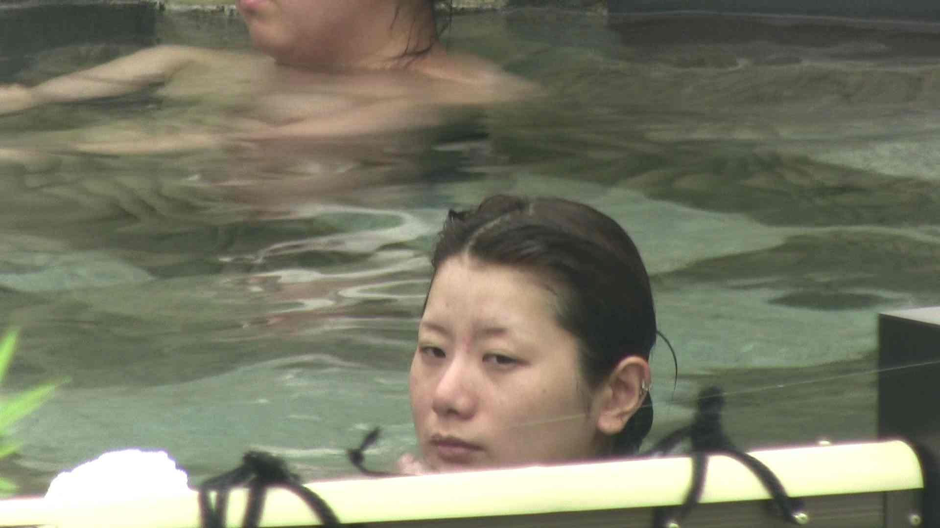 Aquaな露天風呂Vol.19【VIP】 美しいOLの裸体   盗撮師作品  106pic 67