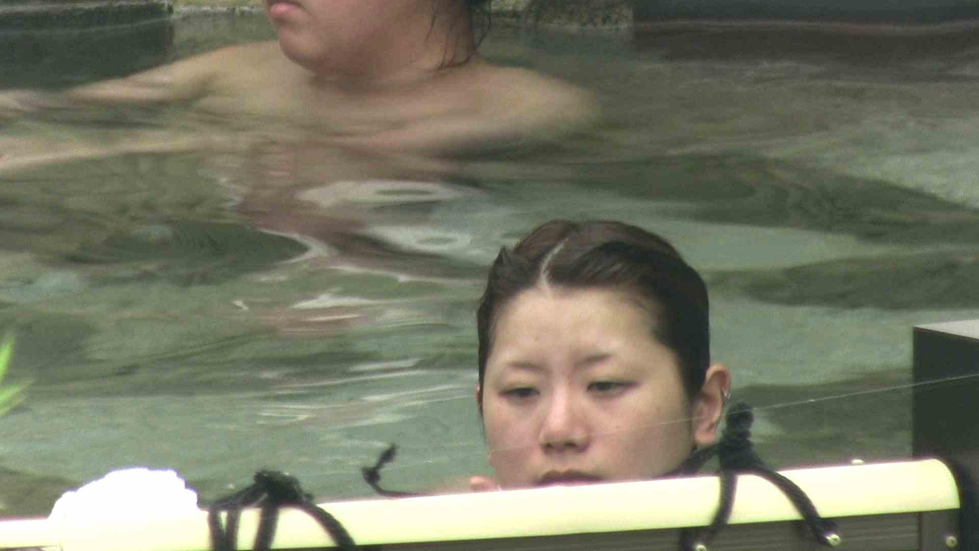 Aquaな露天風呂Vol.19【VIP】 美しいOLの裸体   盗撮師作品  106pic 70