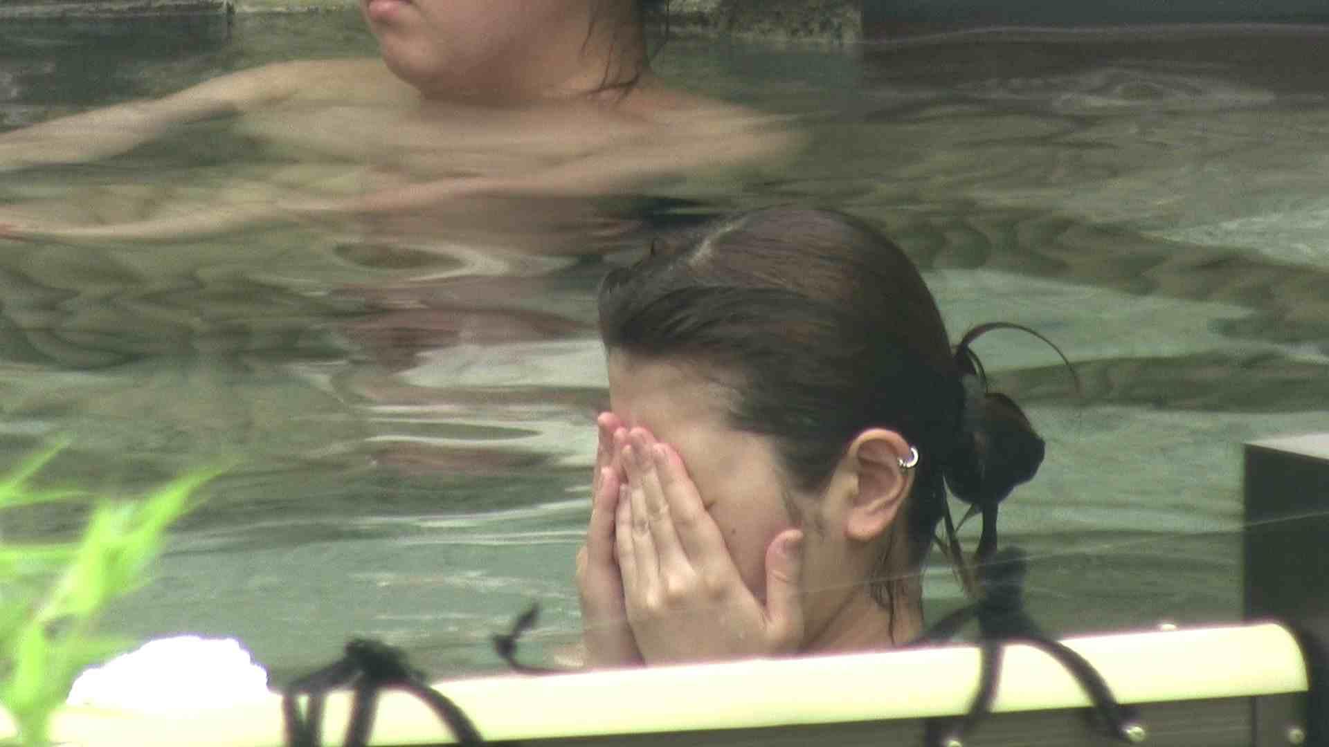 Aquaな露天風呂Vol.19【VIP】 美しいOLの裸体  106pic 78