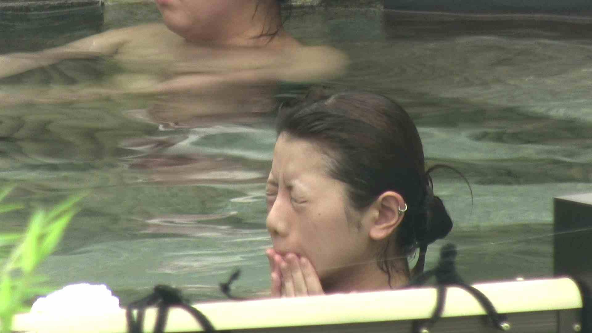 Aquaな露天風呂Vol.19【VIP】 美しいOLの裸体   盗撮師作品  106pic 79
