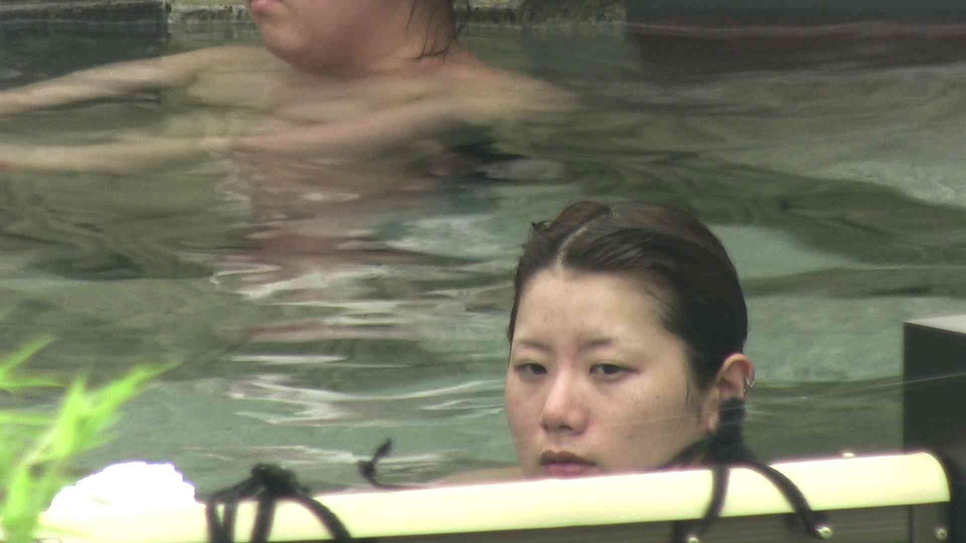 Aquaな露天風呂Vol.19【VIP】 美しいOLの裸体   盗撮師作品  106pic 88