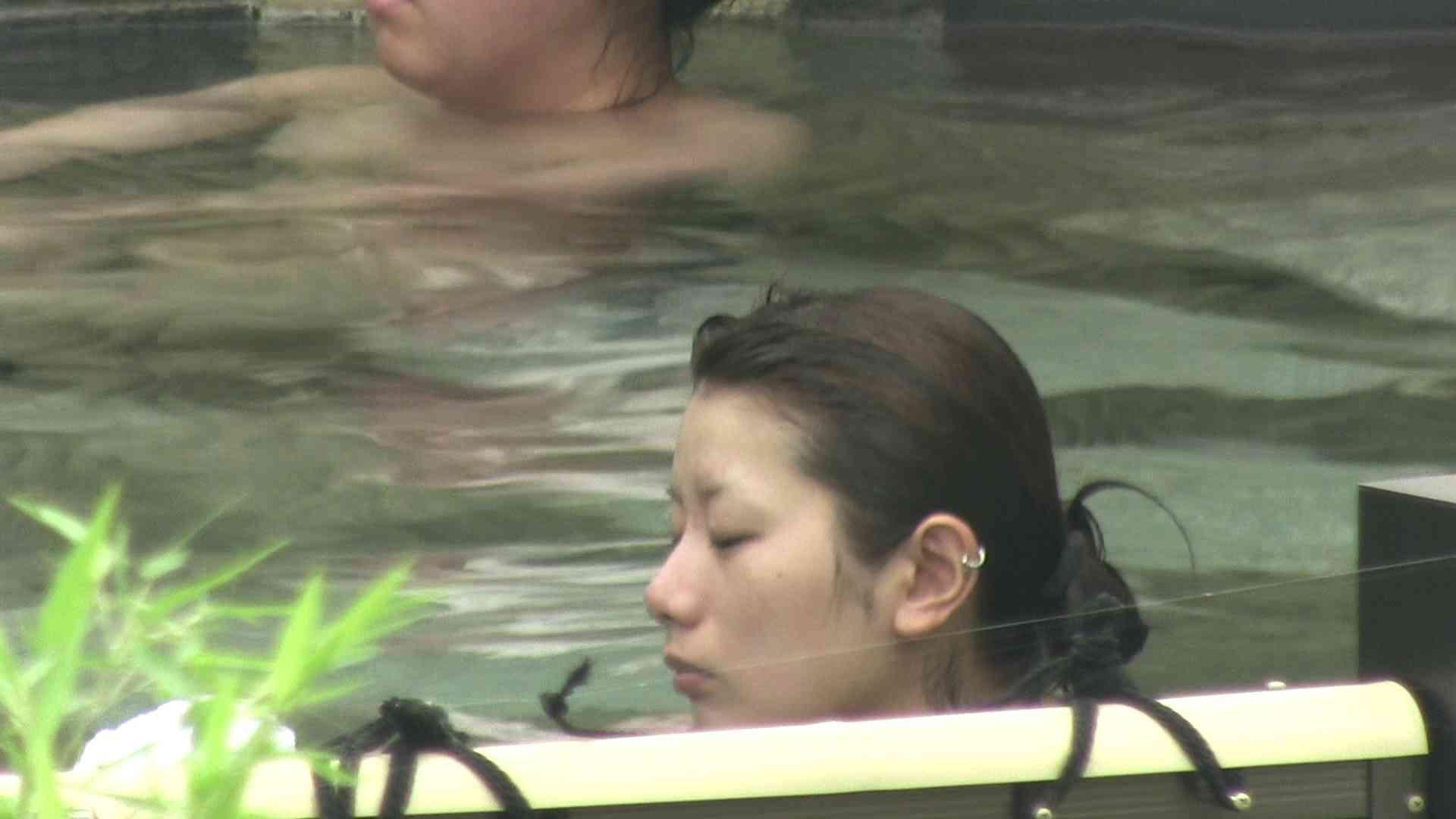 Aquaな露天風呂Vol.19【VIP】 美しいOLの裸体   盗撮師作品  106pic 94