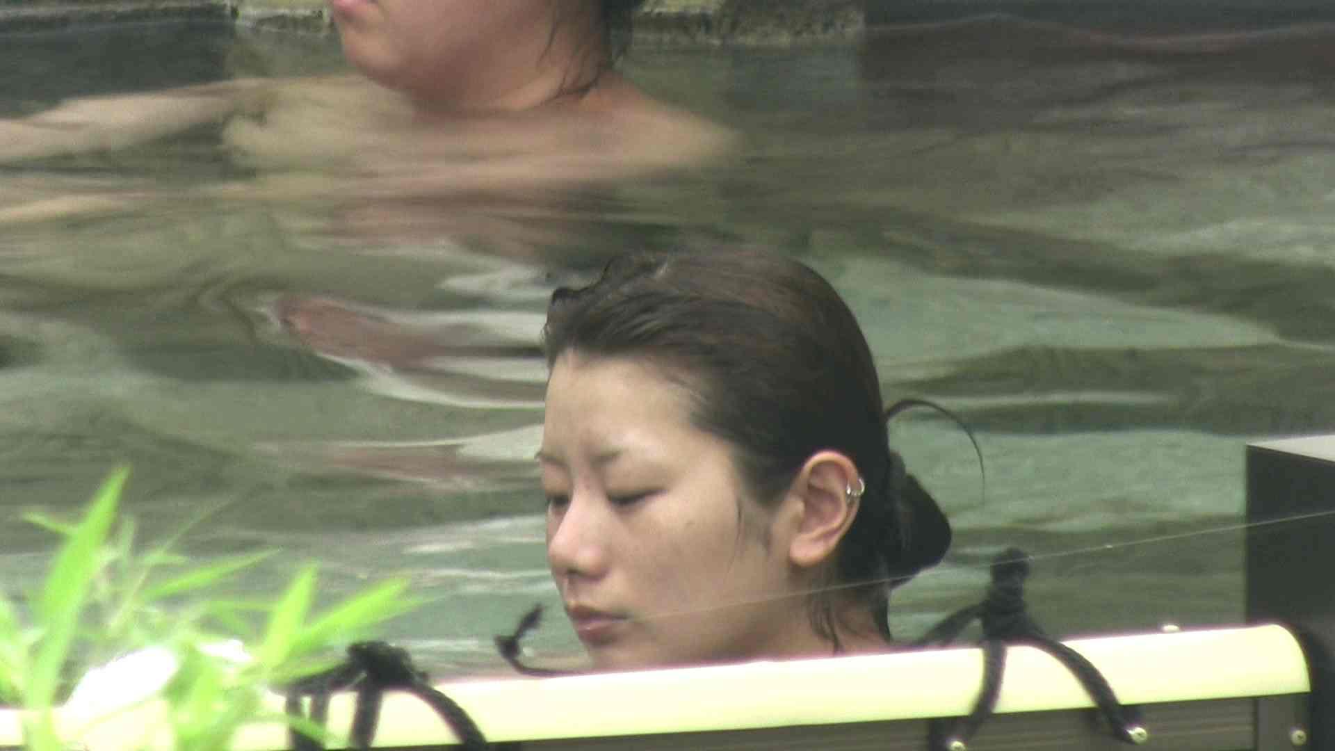 Aquaな露天風呂Vol.19【VIP】 美しいOLの裸体   盗撮師作品  106pic 97