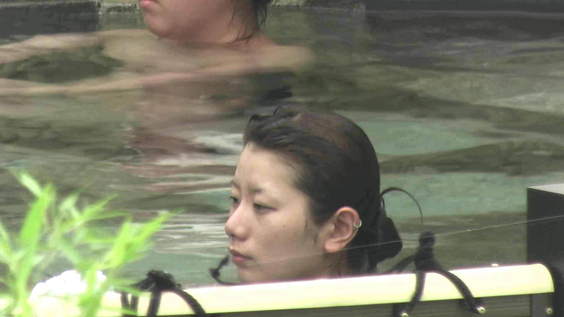 Aquaな露天風呂Vol.19【VIP】 美しいOLの裸体   盗撮師作品  106pic 100