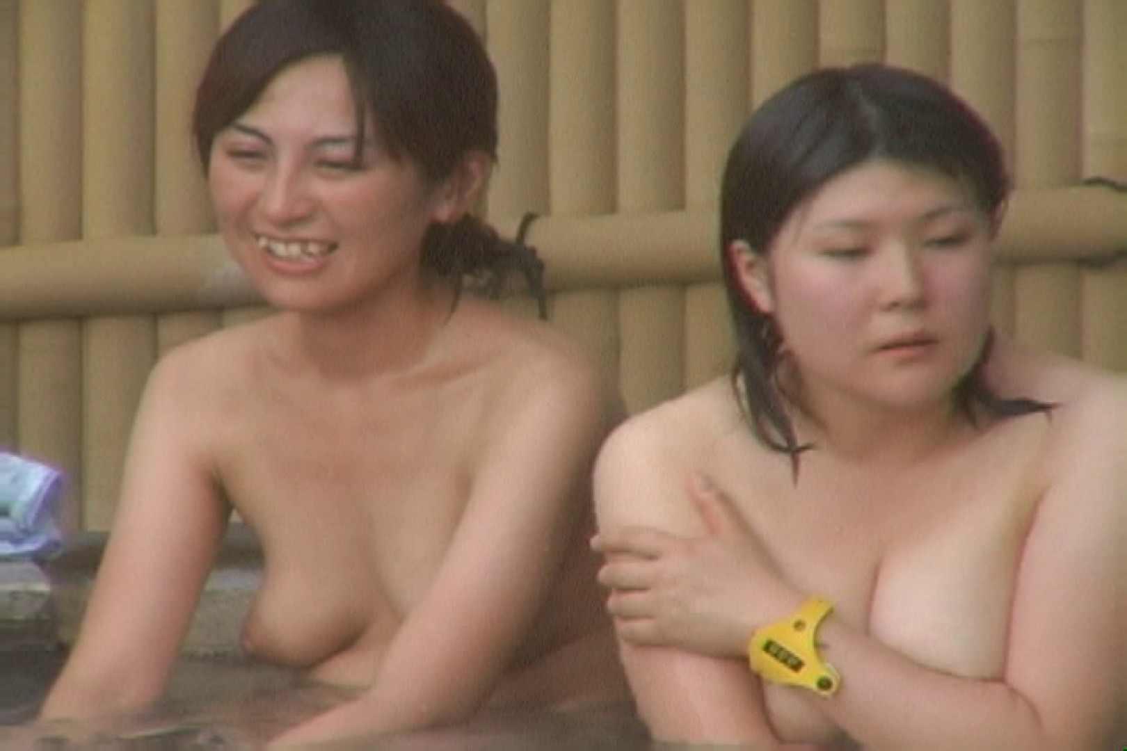 Aquaな露天風呂Vol.26【VIP】 露天風呂突入 | 美しいOLの裸体  73pic 10