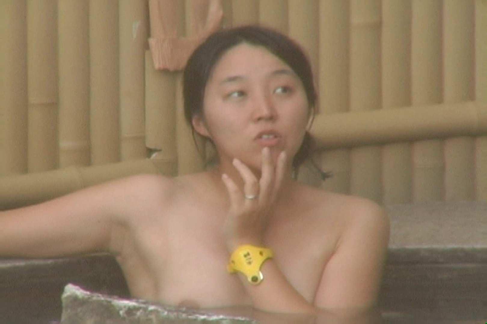 Aquaな露天風呂Vol.26【VIP】 露天風呂突入 | 美しいOLの裸体  73pic 34