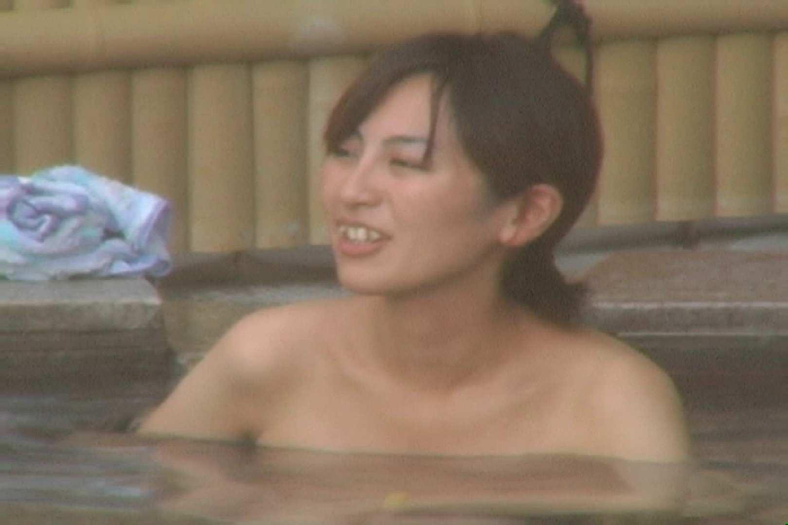 Aquaな露天風呂Vol.26【VIP】 露天風呂突入 | 美しいOLの裸体  73pic 55