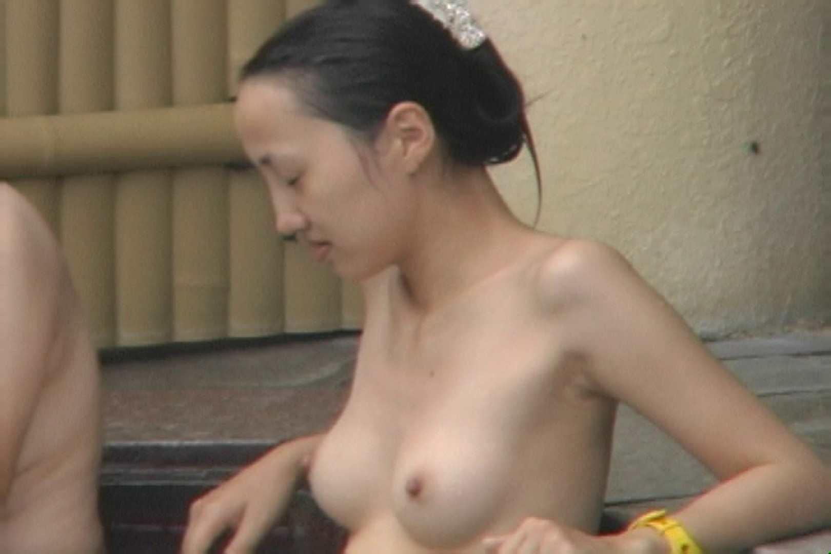 Aquaな露天風呂Vol.41 露天風呂突入 ヌード画像 107pic 65