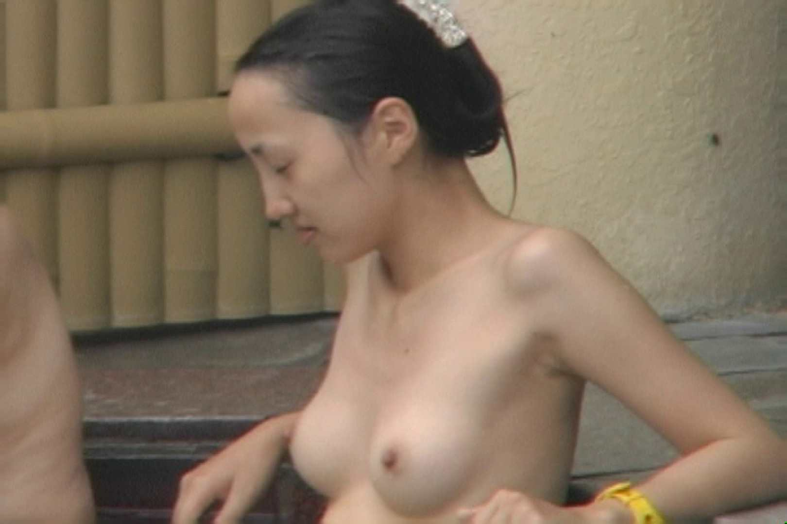 Aquaな露天風呂Vol.41 美しいOLの裸体  107pic 66