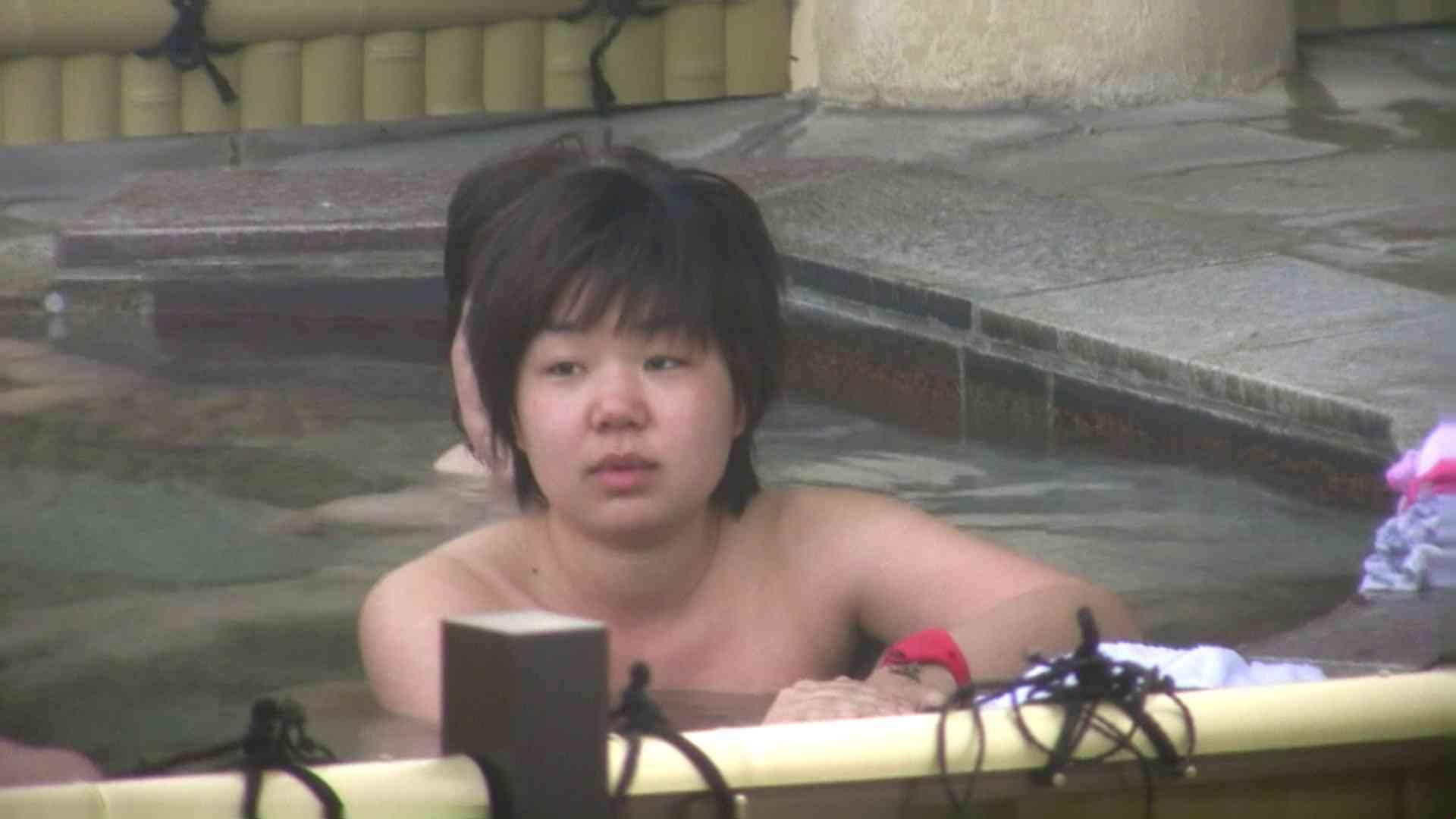 Aquaな露天風呂Vol.53【VIP限定】 露天風呂突入  78pic 3