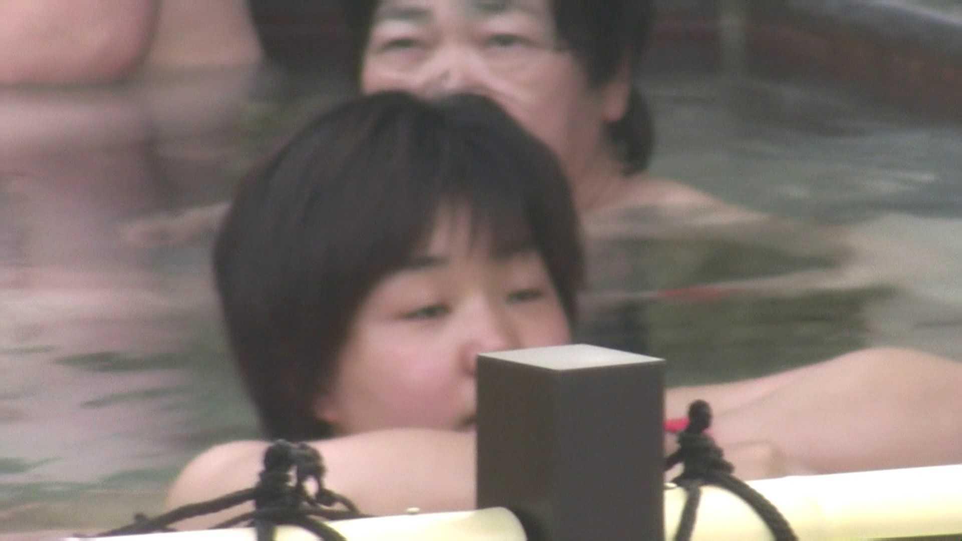Aquaな露天風呂Vol.53【VIP限定】 露天風呂突入  78pic 33