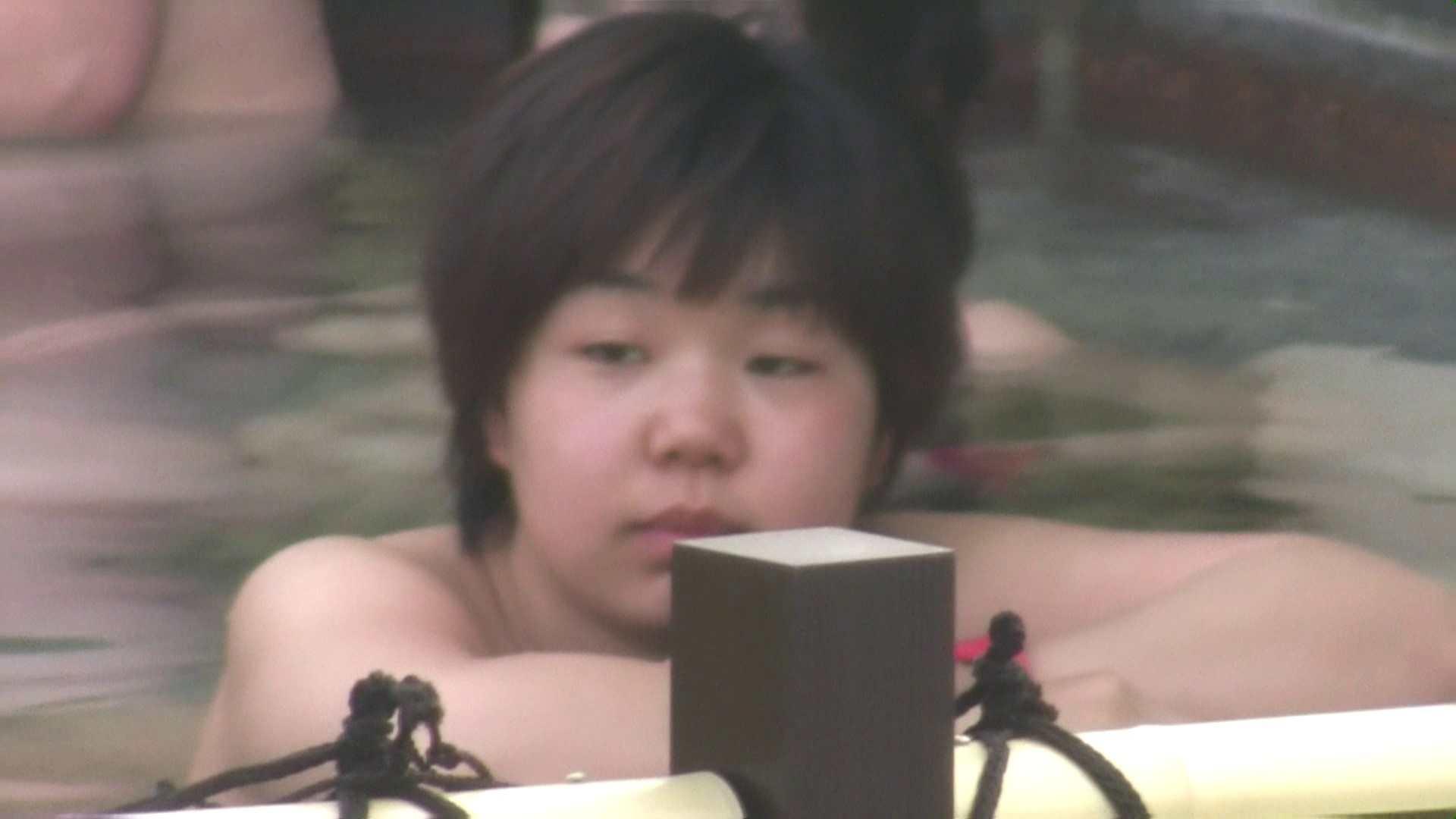 Aquaな露天風呂Vol.53【VIP限定】 盗撮師作品 おまんこ動画流出 78pic 35