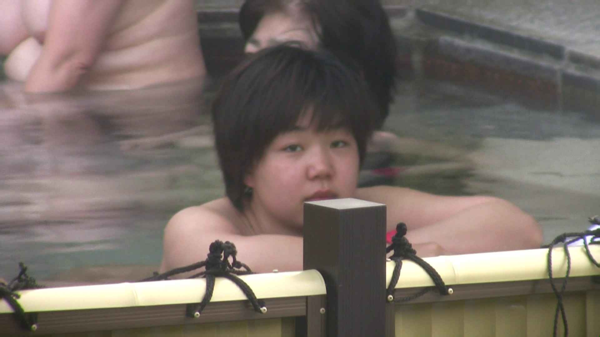 Aquaな露天風呂Vol.53【VIP限定】 盗撮師作品 おまんこ動画流出 78pic 44