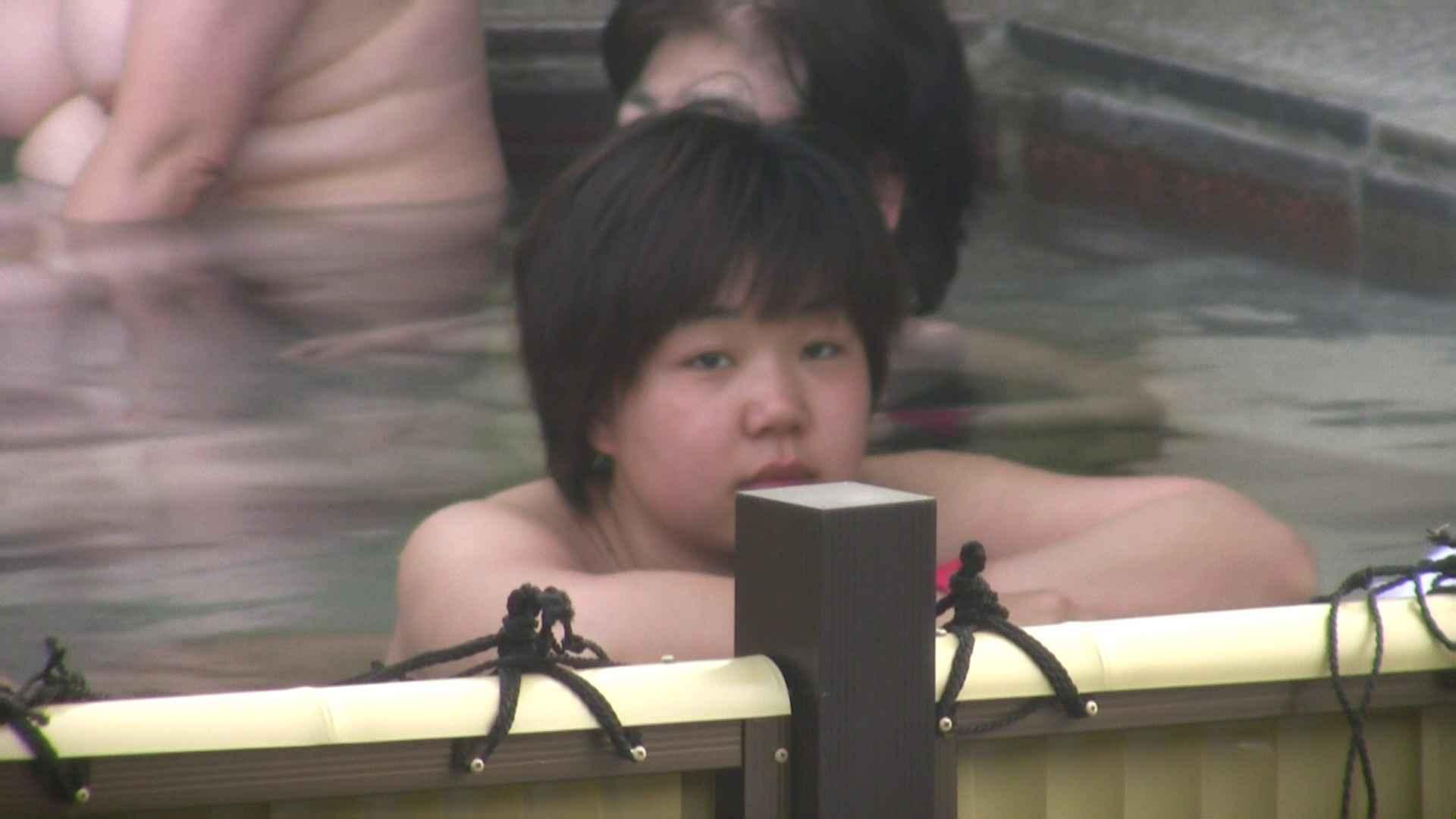 Aquaな露天風呂Vol.53【VIP限定】 露天風呂突入 | 美しいOLの裸体  78pic 46