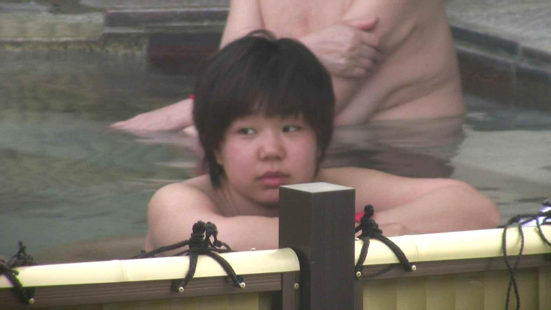Aquaな露天風呂Vol.53【VIP限定】 露天風呂突入 | 美しいOLの裸体  78pic 61