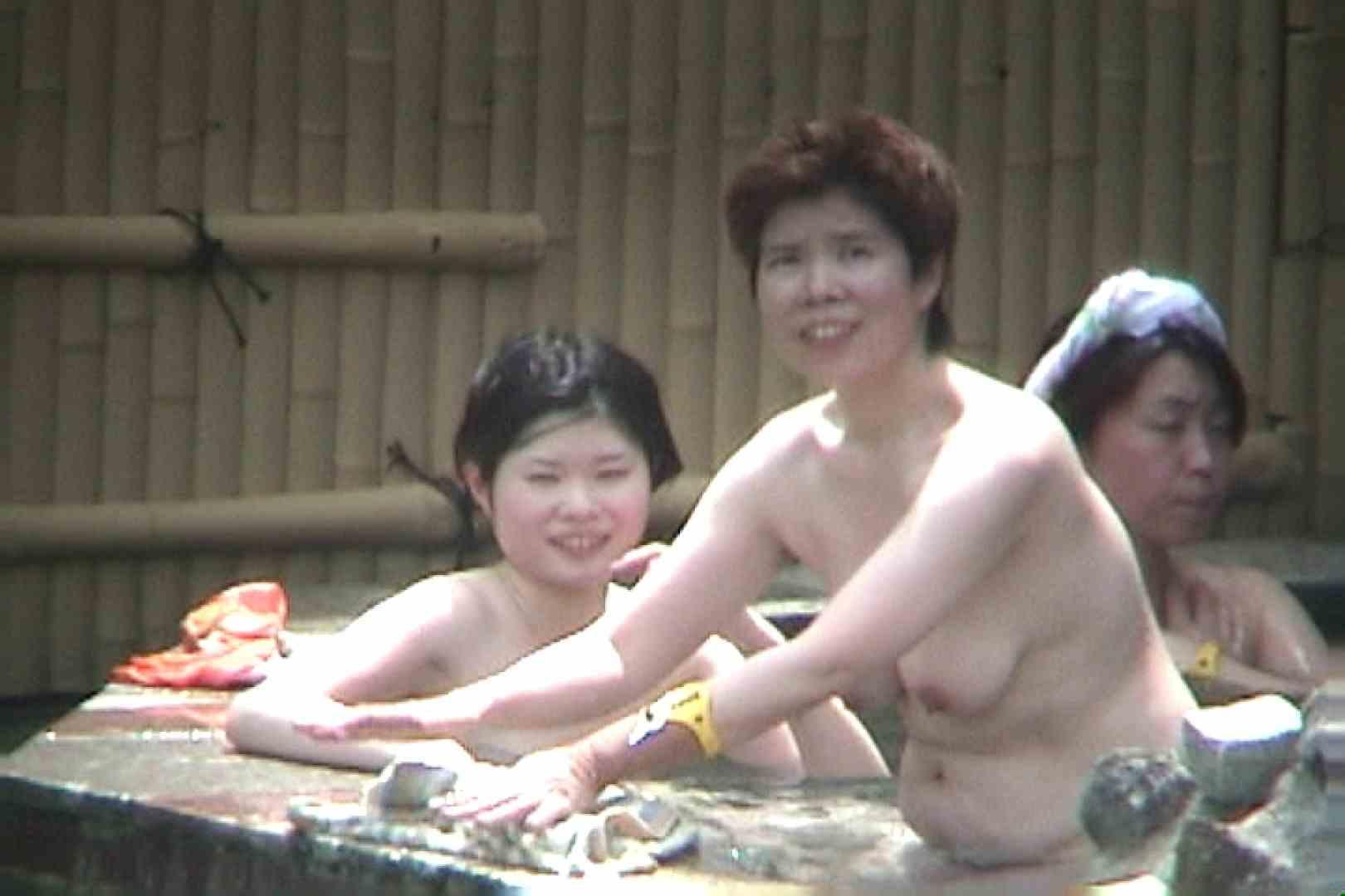 Aquaな露天風呂Vol.54【VIP限定】 露天風呂突入 | 美しいOLの裸体  88pic 40