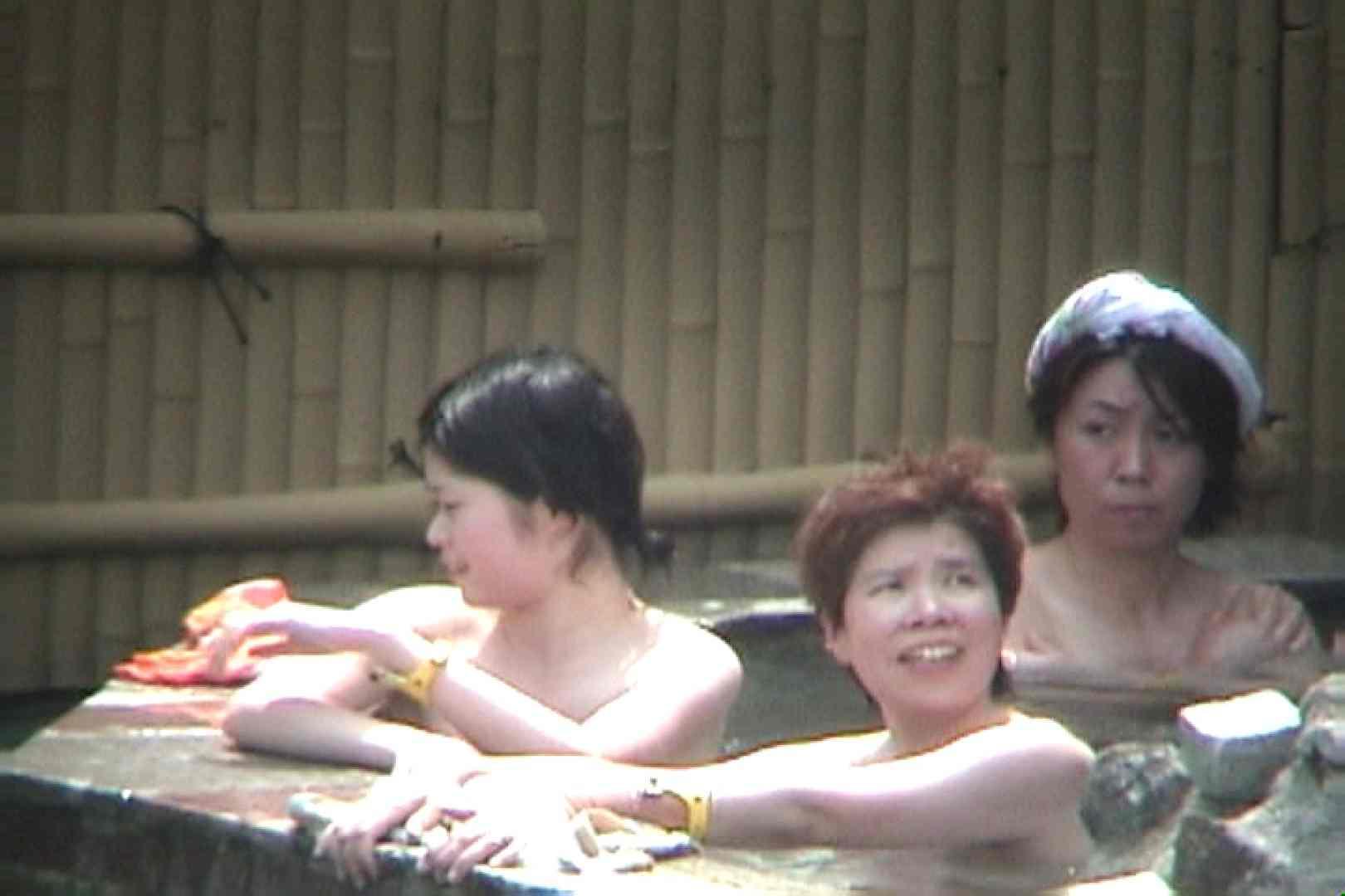 Aquaな露天風呂Vol.54【VIP限定】 露天風呂突入 | 美しいOLの裸体  88pic 46