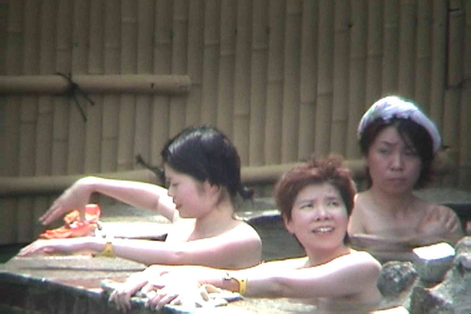 Aquaな露天風呂Vol.54【VIP限定】 露天風呂突入 | 美しいOLの裸体  88pic 49