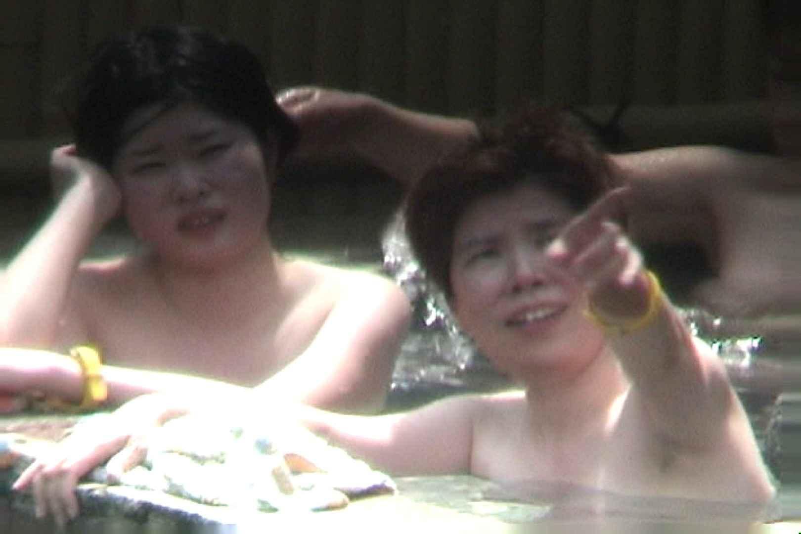 Aquaな露天風呂Vol.54【VIP限定】 露天風呂突入  88pic 54