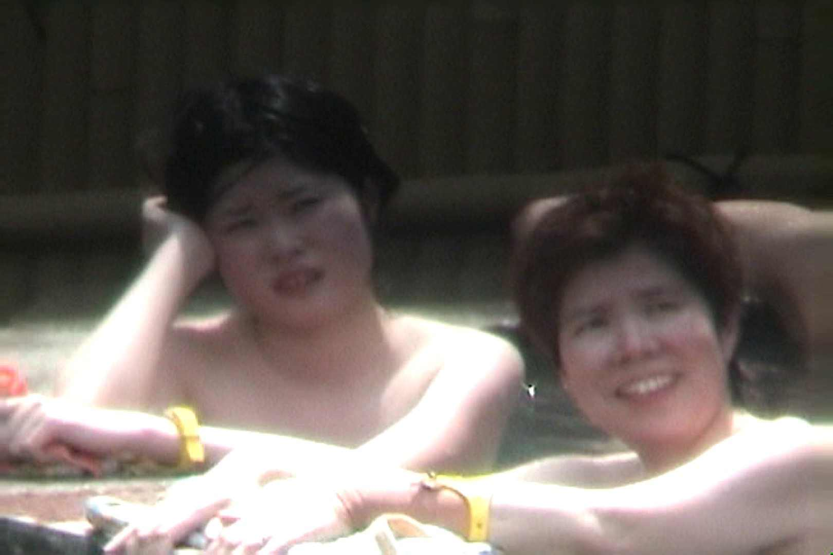Aquaな露天風呂Vol.54【VIP限定】 露天風呂突入 | 美しいOLの裸体  88pic 64